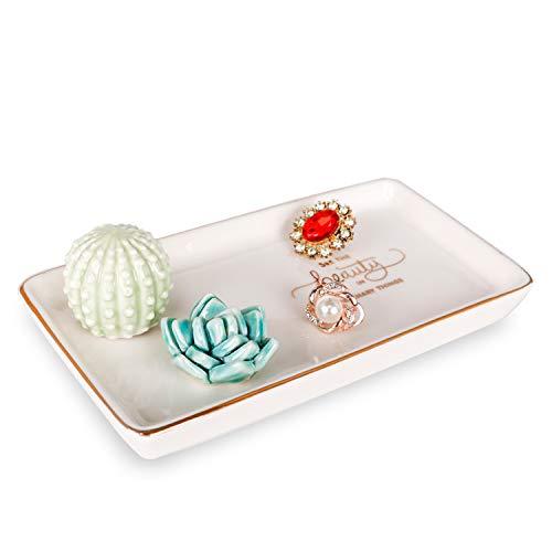 Kimdio Succulents Necklace Birthday Girlfriend product image