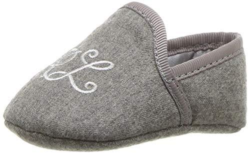 ds Baby ASH Slipper II, Grey Wool, M020 M US Infant ()