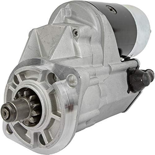 128000-9971 11 Teeth //600-813-1420//128000-9970 CW 128000-9972 DB Electrical SND0142 Starter For Komatsu Forklift 12 Volt
