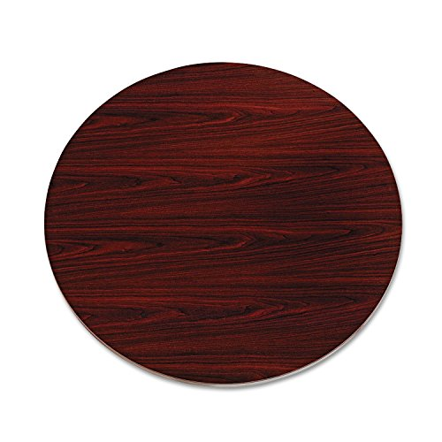 HON TLD42GNNN 10500 Series Round Table Top, 42-Inch Diameter, Mahogany