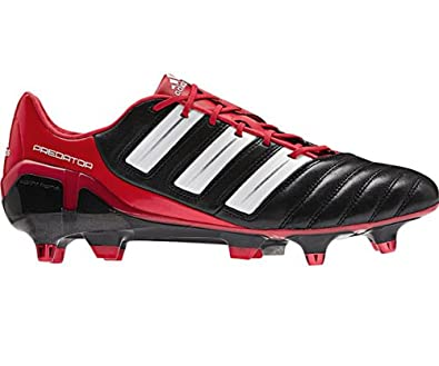d559124b2606 adidas Adipower XTRX SG Predator Football Boots-Black Black Size  7.5   Amazon.co.uk  Shoes   Bags