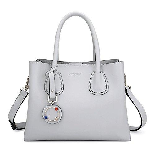 Color Messenger Ms Simple Bag Shoulder Bag Wild Of Version Gray JIUTE Female Gray Korean The Shoulder Leisure Messenger wSfZqxX1