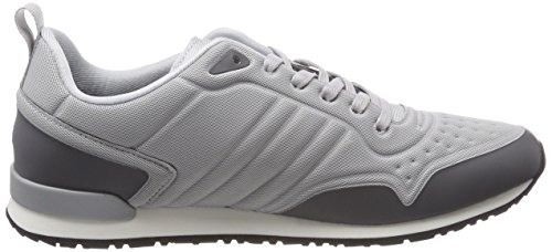 Iconic Runner Tommy Para Hilfiger Zapatillas steel Gris Neoprene Grey Hombre Grey light 902 5ttqUwTp