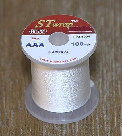 Ring Fishing Rod Eyes Whipping Thread 25 m  Grey
