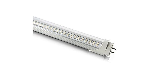 Plafoniere Neon Prezzi : Neon a led 18w smd tubo t8 misura 120cm 6500kluce fredda 220