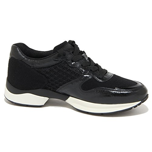 Sportivo Tod's Scarpe Nero Sneaker Shoes Women Donna 9247n Eq4Pw