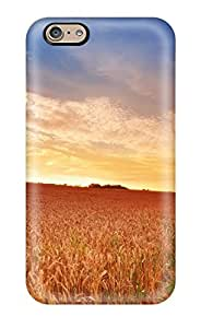 Special Design Back Wheat Phone Case Cover For Iphone 6