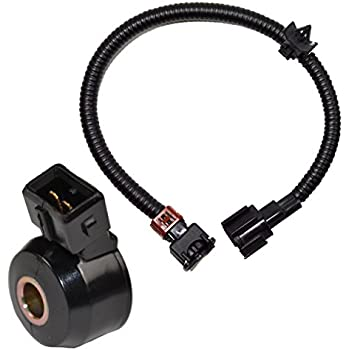 Amazon.com: HQRP Knock Sensor w/Wiring Harness for Nissan ... on