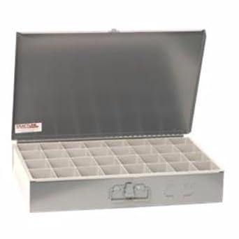 PL 32, Craftline Storage Systems, 32 Compartment Metal Storage Box W/