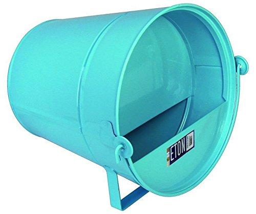 Eton Bewässerungsbehälter in Eimerform, 4 l, Blau