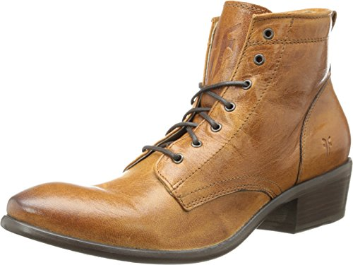 mujer de Up Carson la de Botas Frye Pull Antique Washed Cognac 4UtqHwnx