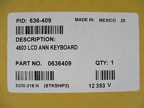 Simplex 636-409 - 4603 LCD Annunciator Keyboard (Lcd Annunciator)