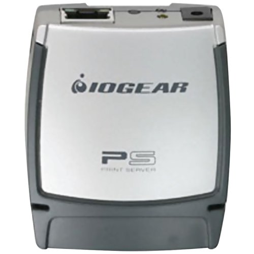 IOGEAR 1-Port USB 2.0 Print Server, GPSU21
