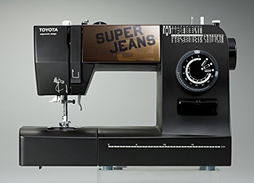 Toyota Super Jeans J34 Sewing Machine by Toyota