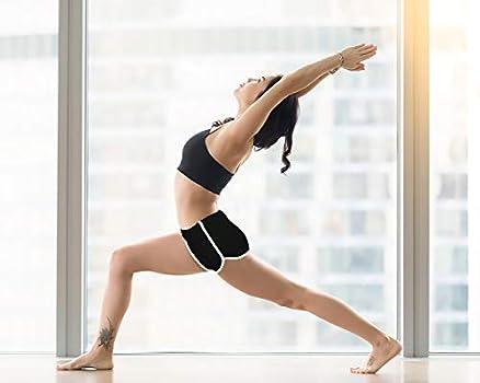 Soffe Juniors Cotton spandex yoga pant