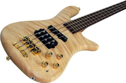 New Streamer Jazzman Electric Bass Guitar