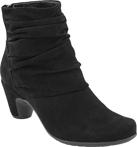Earthies Women's Black Vincenza 9.5 Medium US