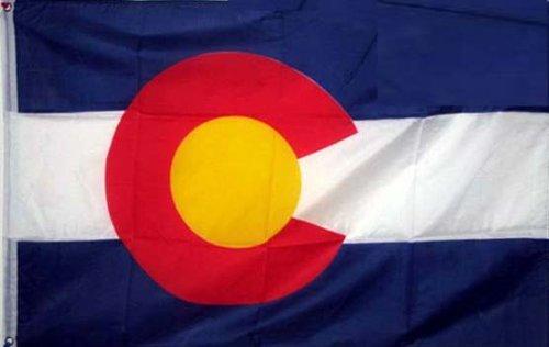Colorado Flag 2X3 Foot Nylon Review