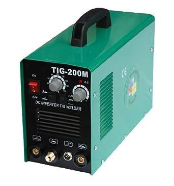 HST TIG MMA 200 Amp HF-ignición de equipo de soldadura inverter de soldadura dispositivo Hot Start: Amazon.es: Industria, empresas y ciencia