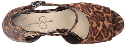 Jessica Simpson Womens Elin Platform Natural