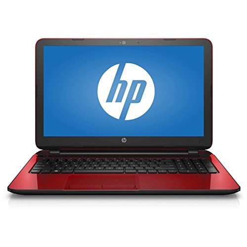 HP Flyer Red 15.6 Inch Flagship Laptop (Intel Pentium Quad-Core N5000 Processor up to 2.70GHz, 4GB RAM, 500GB Hard Drive, DVD Drive, HD Webcam, Windows 10 Home) (Certified Refurbishd)