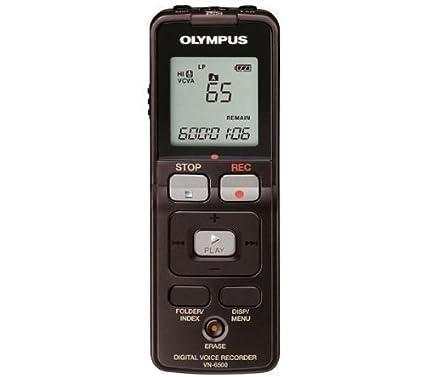 7bd4fbee938 Amazon.com: Olympus- Vn-6500 Digital Voice Recorder: Electronics
