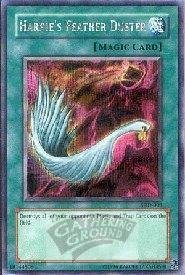 (YuGiOh GX - Harpie's Feather Duster SDD-003 Promo Card [Toy] by)