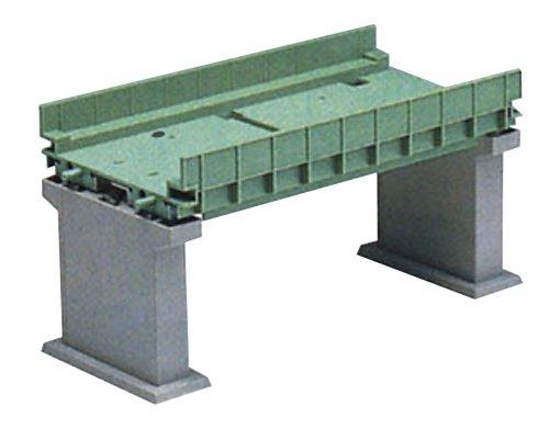 TOMIX Nゲージ 複線ガーター橋IIセット 緑 複線PC橋脚 2本付 3068 鉄道模型用品の商品画像