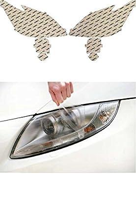 Lamin-x T033CL Headlight Cover