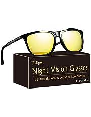 Lunettes de Vision Nocturne pour Conduite de Nuit Lunettes Anti-éblouissement Lunettes Polarisées