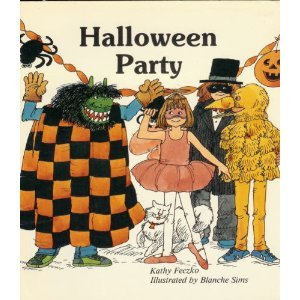 Halloween Party (Giant First Start Reader) -