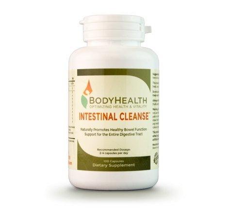 Intestinal Cleanse, 100 capsules, Gentle Bowel Elimination For Sale