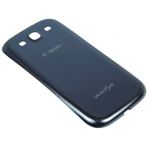 Genuine Samsung Galaxy S3 III i9300 Blue Battery Door/Back Cover (Samsung S3 Back Cover)