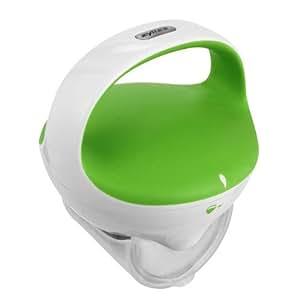 Zyliss - Cortador compacto de hierbas, color verde y blanco