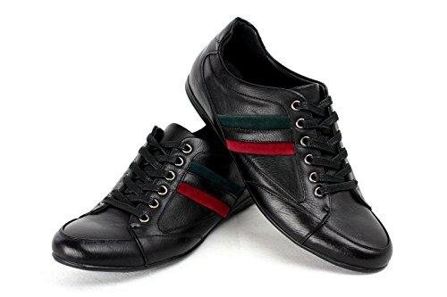CABALLEROS Zapatos Con Cordones Diseño Casual Zapatillas