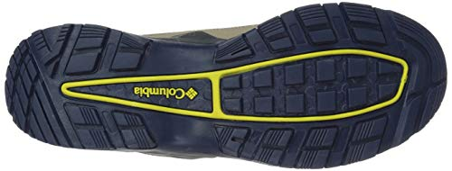 Yellow Men's Boot Collegiate Columbia Outdry Table Acid Hiking Navy Rock zapAd4T