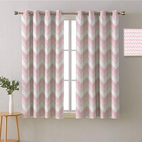 Suchashome Curtain Doorway Grommets Insulated Darkening Curtains Household Darkening Curtains livingroom Darkening Curtains Room Darkening Curtains(2 Pieces, 31.5