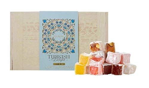 Fortnum & Mason Fortnum's Turkish Delight Assortment, 454g by Fortnum & Mason (Image #1)