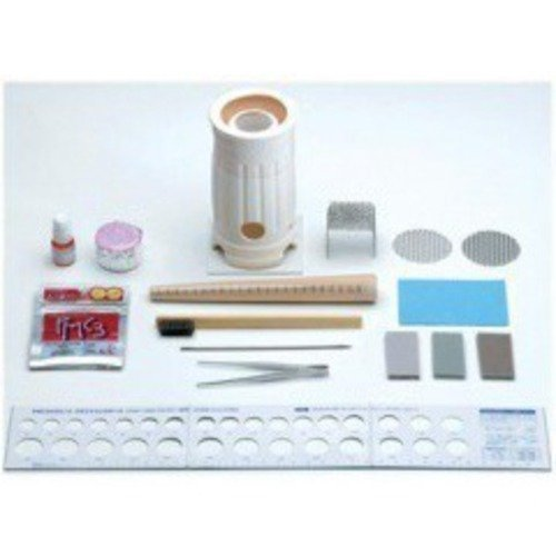 PMC Silver Mini pot set (japan import) (Pmc3 Silver Clay)