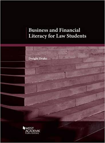 Business and Financial Literacy for Law Students (Coursebook)