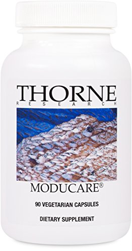 Thorne Research - Moducare - Balanced Blend of Plant Sterols and Sterolins - 90 Capsules