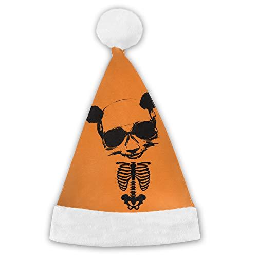 Dorothy Day of Dead Panda Skull Print Halloween Costume Party Accessory Cap Costume Hat for Men & Women,Boys & Girls, Adult & Child for $<!--$9.99-->