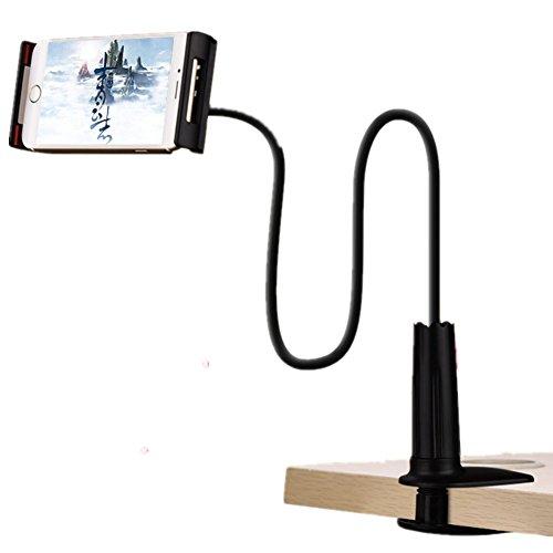 [Ksmxos Universal Tablet Mount Holder, tablet universal bracket Black] (Mobile Computer Chair)