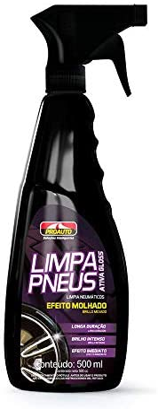 Limpa Pneus Activa Gloss Proauto 500 ml