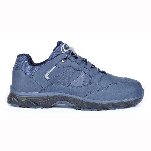Cofra New Ghost S3 SRC Paire de Chaussures de sécurité Taille 38 Bleu