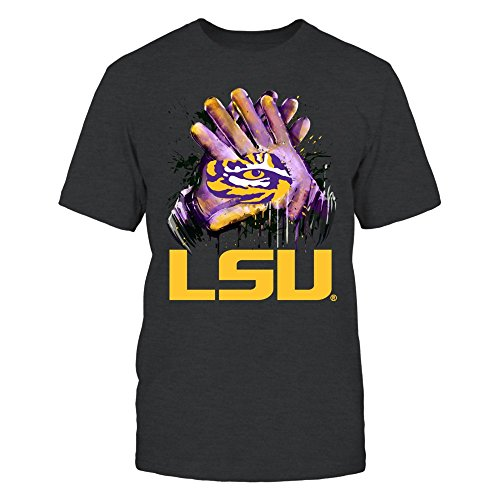 FanPrint LSU Tigers T-Shirt - LSU Tiger