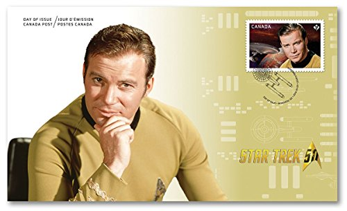 ersary- Kirk Official First Day Cover Collectible Postage Stamps Canada ()