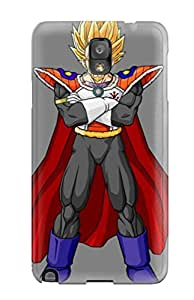 High-quality Durable Protection Case For Galaxy Note 3(king Vegeta )