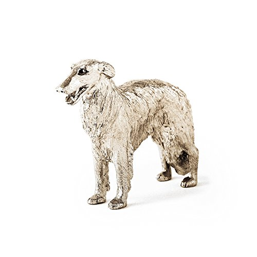 Borzoi Made in UK Artistic Style Dog Figurine Collection