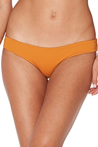 LSpace Women's Sensual Solids Sandy Bottom Inka Gold - Hipster Sensual